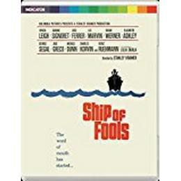 Ship of Fools - Limited Edition Blu Ray [Blu-ray] [Region Free]